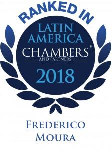 Frederico Moura.Chambers Global 2018